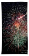 Fireworks6504 Bath Towel