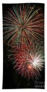 Fireworks6509 Bath Towel