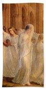 First Communion Bath Towel