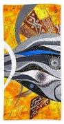 Fish 0465 - Marucii Hand Towel