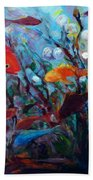 Fish Chatter Hand Towel