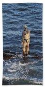 Fisherman Bath Towel