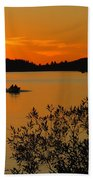 Day Is Done Bath Towel