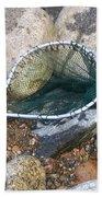 Fishing Net Bath Towel
