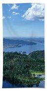 Fjord View Bath Towel