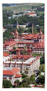 Flagler College St Augustine Florida Bath Towel