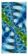 Float 3 Pattern Bath Towel