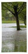 Flooded Park Bath Towel