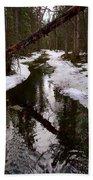 Flooding Forest Bath Towel