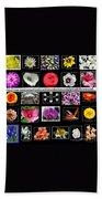 Floral Composite Not For Sale Bath Towel