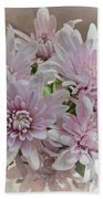 Floral Dream Bath Towel