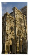 Florence Cathedral  Bath Towel