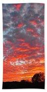 Florida Spring Sunset Bath Towel
