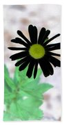 Flower - Daisy - Photopower 327 Bath Towel