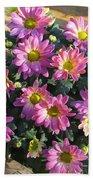 Flower Of Fall Bath Towel