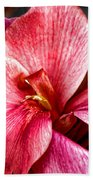 Flower Power In Pink By Diana Sainz Bath Towel