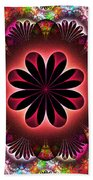 Flower Power Bath Towel