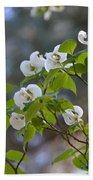 Flowering Branches Bath Towel