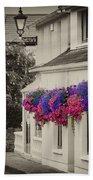 Flowers In Cashel Bath Towel