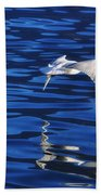 Flying Bird Bath Towel