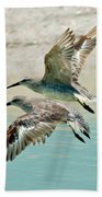 Flying Pipers Bath Towel