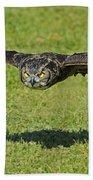 Flying Tiger... Bath Towel
