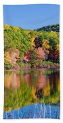 Foilage In The Fall Hand Towel