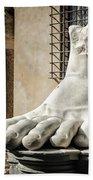 Foot Of Constantine Bath Towel