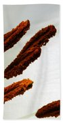 For The Love Of Lilies 7 Bath Towel