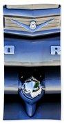 Ford F-1 V8 Truck Front End Bath Towel