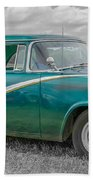Ford Fairlane  7d05219 Bath Towel