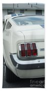 Ford Mustang Gt 350 Bath Towel