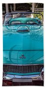 Ford Thunderbird  Bath Towel