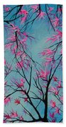 Forest Fantasy Bath Towel