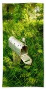 Forgotten Mail 0628 Bath Towel