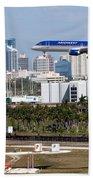 Fort Lauderdale Hollywood International Airport Bath Towel
