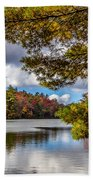 Fort Mountain State Park Lake Trail Hand Towel