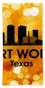 Fort Worth Tx 3 Bath Towel