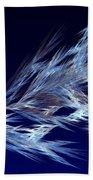 Fractals - Birds In Flight Bath Towel