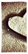 Imprint On My Heart Bath Towel