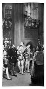Francis I & Charles V Bath Towel