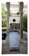 Franciscan Monastery Bath Towel