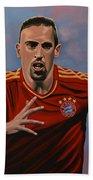 Franck Ribery Hand Towel