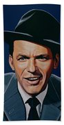 Frank Sinatra Bath Towel