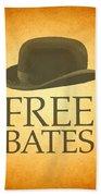 Free Bates Bath Towel