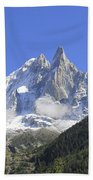 French Alps Bath Towel