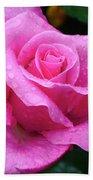 Fresh Sweet Surrender Rose Bath Towel