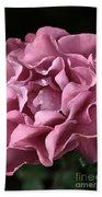 Frilly Rose Bath Towel