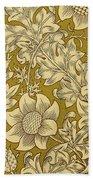 Fritillary Design 1885 Bath Towel