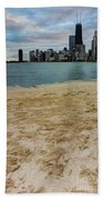 From North Avenue Beach Bath Towel